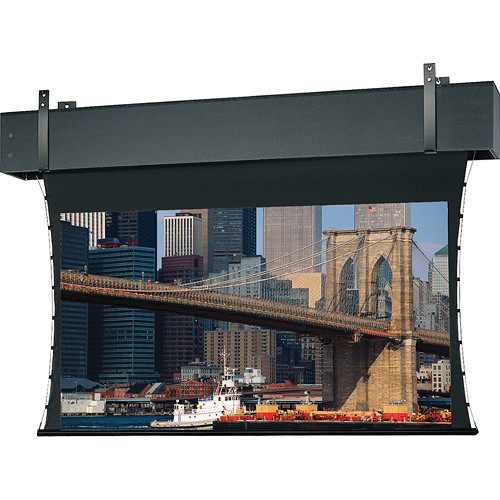 "Da-Lite 35264E Professional Electrol Motorized Projection Screen (121 x 216"",220V, 50Hz)"
