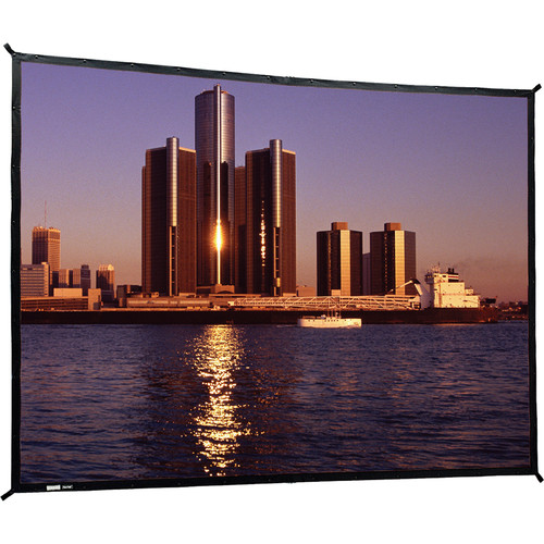 "Da-Lite 35340N Fast-Fold Deluxe Projection Screen (7'6"" x 10')"