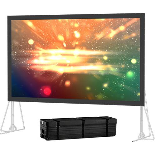 Da-Lite 35491 Fast-Fold Standard Truss Projection Screen (11 x 11')