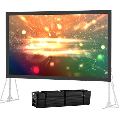 "Da-Lite 35494 Fast-Fold Standard Truss Projection Screen (8'6"" x 14'4"")"