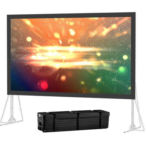 Da-Lite 35496 Fast-Fold Standard Truss Projection Screen (10 x 17')