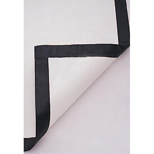 Da-Lite 36431 Lace and Grommet Fabric (DA-Mat Black Backed, Sold Per Sq. Ft.)