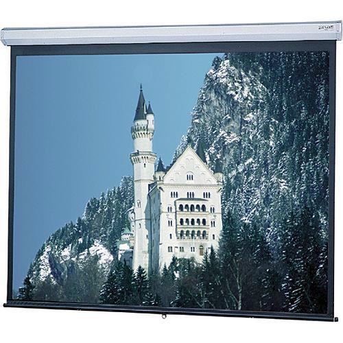 "Da-Lite 36447 Model C Manual Projection Screen (69 x 110"")"
