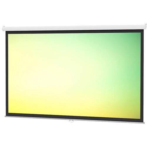 "Da-Lite 36453 Model B with CSR (Controlled Screen Return) Projection Screen (50 x 80"")"