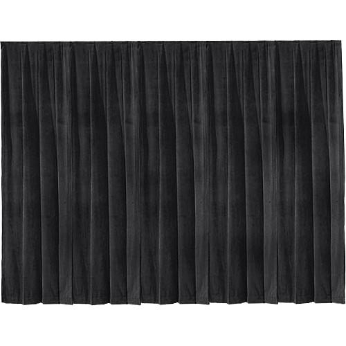 Da-Lite 36794 100% Cotton Drapery Panel ONLY (12 x 13')