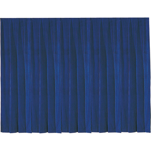 Da-Lite 36796 Drapery Panel (4 x 13', Blue)