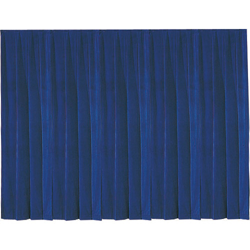 Da-Lite 36798 Drapery Panel (16 x 13', Blue)