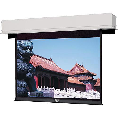 "Da-Lite 37092ER Advantage Deluxe Electrol Motorized Front Projection Screen (120x160"")"