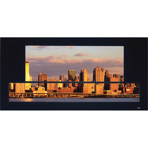 "Da-Lite 38061EV Dual Format Imager Masking System (Cinemascope 65 x 153"" to Video 65 x 116"", 220V, European Voltage)"