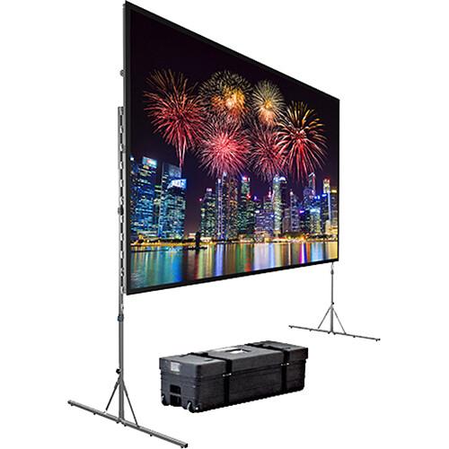 """Da-Lite 38304 Fast-Fold Deluxe Screen System (62 x 96"""")"""