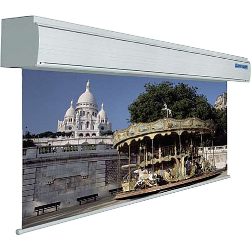 "Da-Lite 38843 Studio Electrol Motorized Projection Screen (153 x 360"", 120V)"