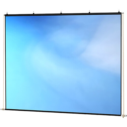 "Da-Lite 40302 Scenic Roller Projection Screen (10'6"" x 14')"