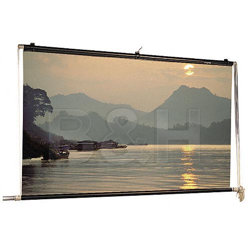 "Da-Lite 40356 Scenic Roller Projection Screen (22'6"" x 30')"