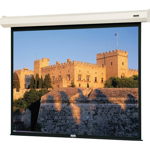 "Da-Lite 40807E Cosmopolitan Electrol Motorized Projection Screen (9 x 9"",220V, 50Hz)"