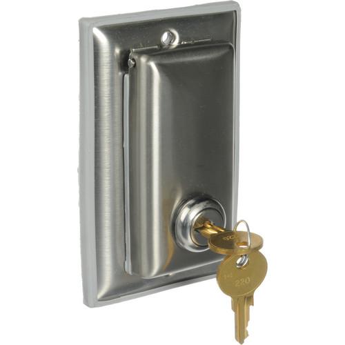 Da-Lite Locking Switch Cover Plate