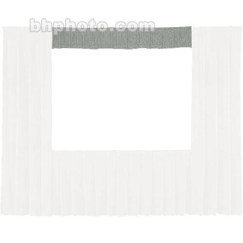Da-Lite Fast-Fold� Standard and Deluxe Valance (Gray) 41116G