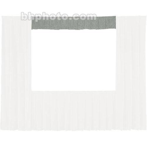 Da-Lite Fast-Fold� Standard and Deluxe Valance (Gray) 41118G