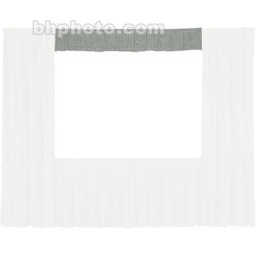 Da-Lite Fast-Fold® Standard and Deluxe Valance (Gray) 41119G