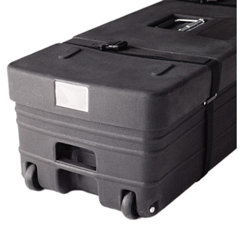 Da-Lite Poly Case with Wheels for Drapery Kits 41269