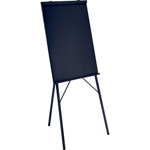 Da-Lite A502 Paper Pad Easel (Black Powder-Coated Aluminum)