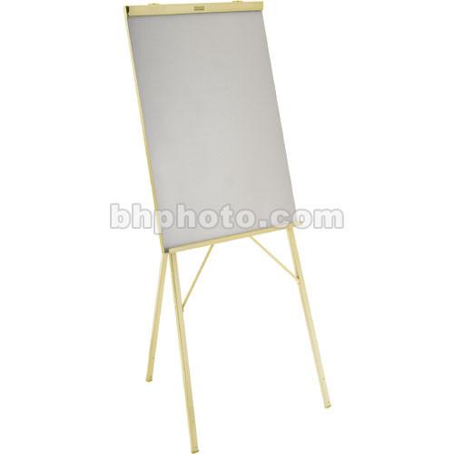 Da-Lite A510-Gold Anodized Paper Pad Easel 43133
