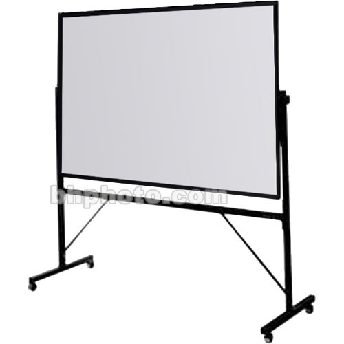 Da-Lite 3-ft. x 4-ft. Whiteboard/Loop Fabric Covered Cork 43177