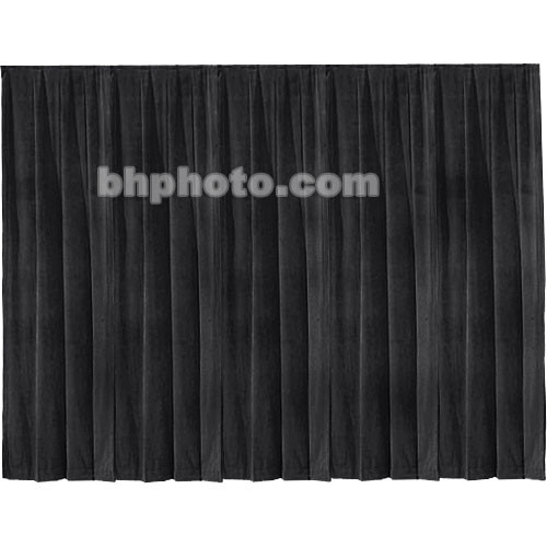 Da-Lite 69722 100% Cotton Drapery Panel ONLY (12 x 13')