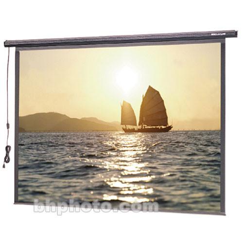 """Da-Lite 72600 Slimline Electrol Motorized Projection Screen (60 x 60"""")"""