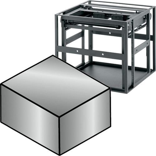 Da-Lite DA-Lift 19L Motorized Projector Lift with Plenum Cover (120V, 60Hz)