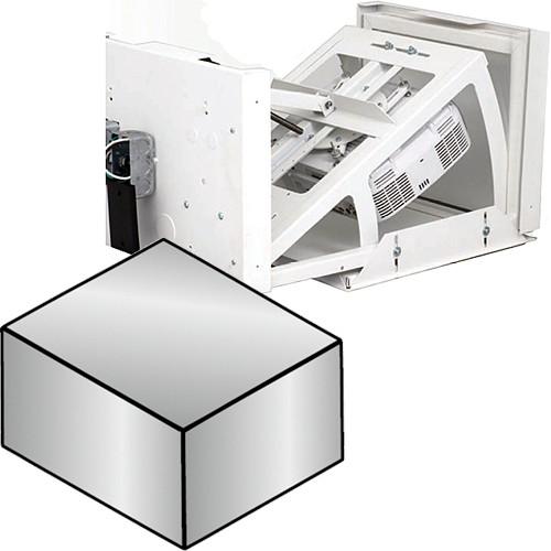 "Da-Lite 7467 33P Pivot Motorized Projector Lift with Plenum Cover (20.5 x 16.63 x 32.38"", 120V, 60Hz)"