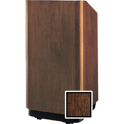 Da-Lite 42-in. Special Needs Floor Concord Lectern - Figured Mahogany