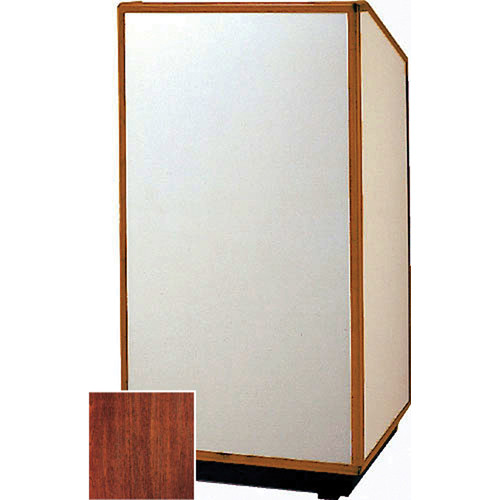 "Da-Lite 76416 Cambridge Special Needs Lectern (42"", Mahogany)"