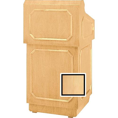 Da-Lite 42-in Hamilton Special Needs Floor Lectern - Honey Maple