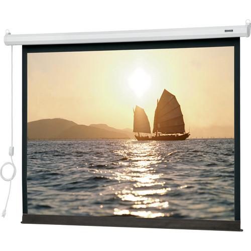 "Da-Lite 76757E Slimline Electrol Motorized Projection Screen (50 x 67"", 220V, 50Hz)"