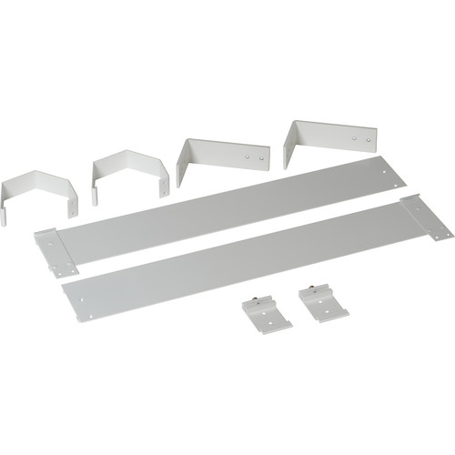 Da-Lite White Floating Mounting Bracket