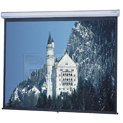 "Da-Lite 77168 Model C Manual Projection Screen (87 x 116"")"