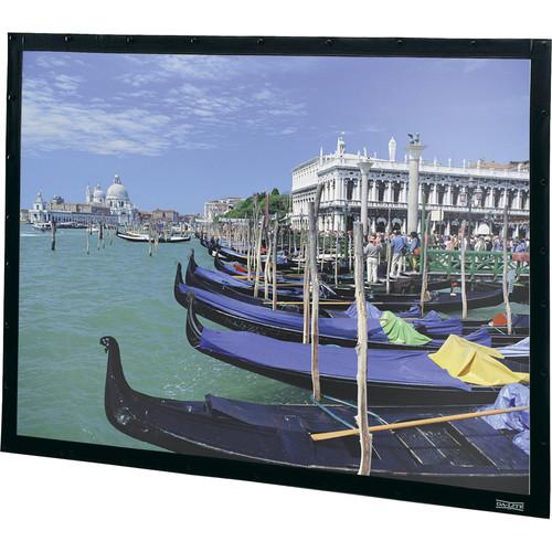 "Da-Lite 78688 Perm-Wall Fixed Frame Projection Screen (52 x 92"")"