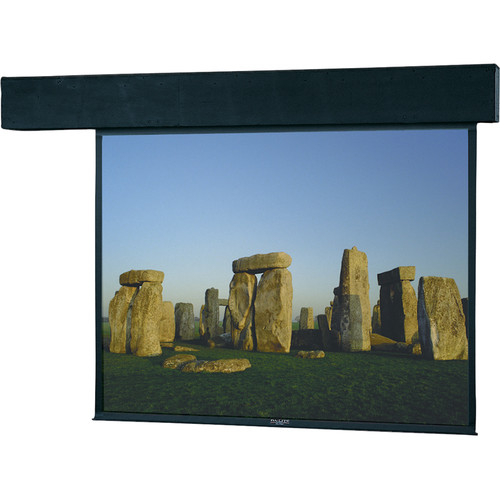 "Da-Lite 79071 Senior Electrol Motorized Projection Screen (78 x 139"")"