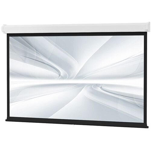 "Da-Lite 79886 Model C Manual Projection Screen (65 x 116"")"