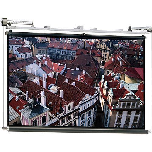 Da-Lite 80835 Motorized Scenic Roller Projection Screen (6 x 16')
