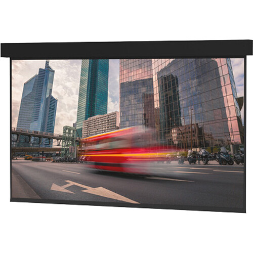 Da-Lite 81628 Professional Electrol Motorized Projection Screen (18 x 18')