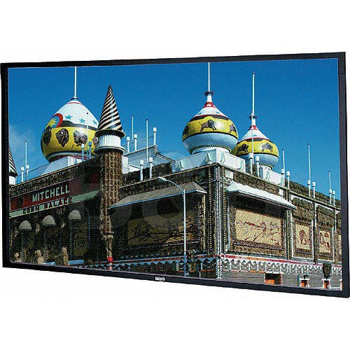 "Da-Lite 82014 Imager Fixed Frame Front Projection Screen (65 x 116"")"