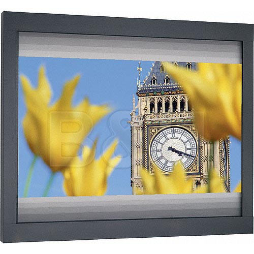 """Da-Lite Pro Imager Vertical NTSC (Video) to Letter Box Masking System for 60x80"""" Screen"""