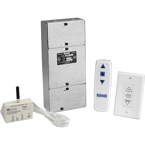 Da-Lite Radio Frequency Wireless Remote (Single Motor LVC, 110V)