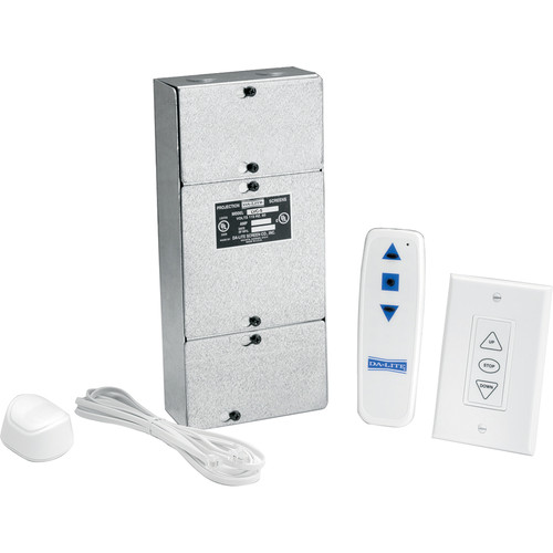 Da-Lite Infrared Wireless Remote (Single Motor LVC, 110V)