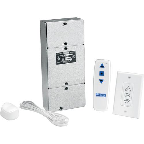 Da-Lite Infrared Wireless Remote (Single Motor LVC, 110V)