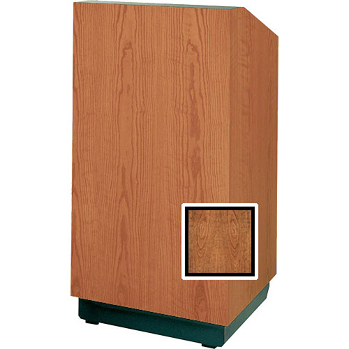 Da-Lite Lexington 42-in. Multi-Media Floor Lectern -Cherry Finish