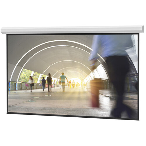 "Da-Lite 83238 Large Cosmopolitan Electrol  Motorized Projection Screen (120 x 160"")"