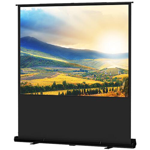 """Da-Lite 83316 Deluxe Insta-Theater Portable Projection Screen (48x64"""")"""