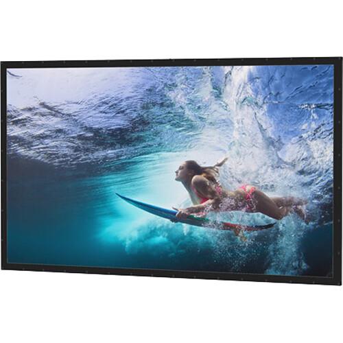 "Da-Lite 83413 Perm-Wall Fixed Frame Projection Screen (45 x 80"")"